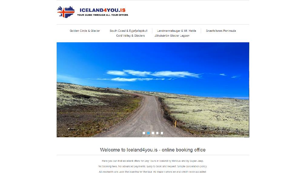 www.iceland4you.is
